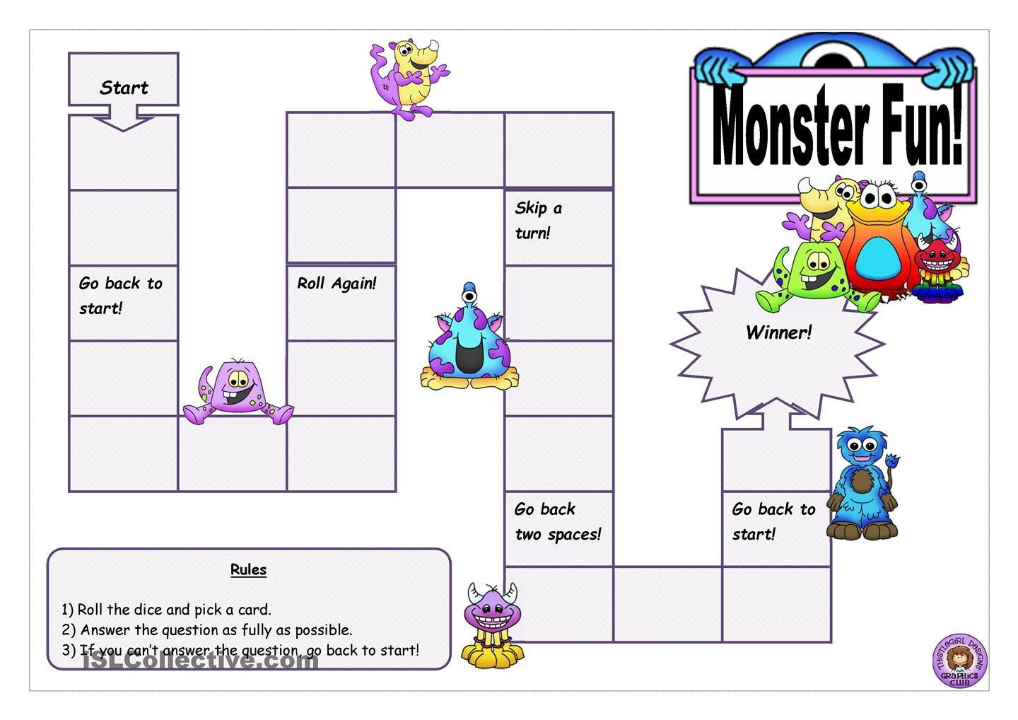 Monster Fun With Images