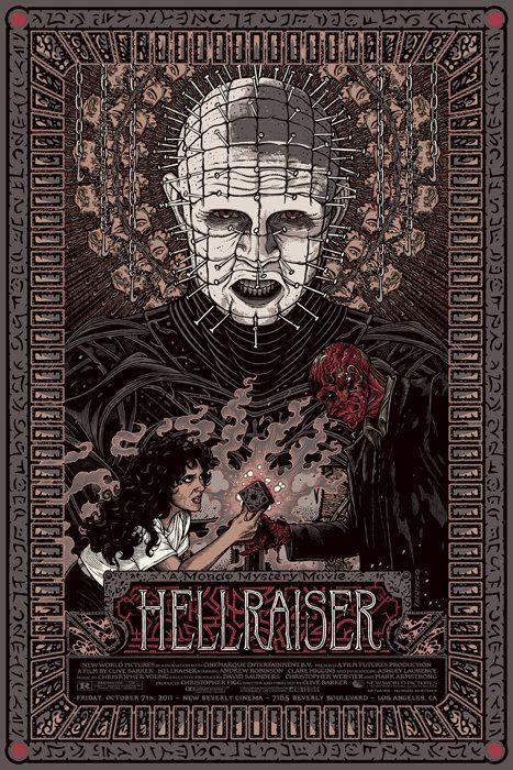 """Hellraiser"""