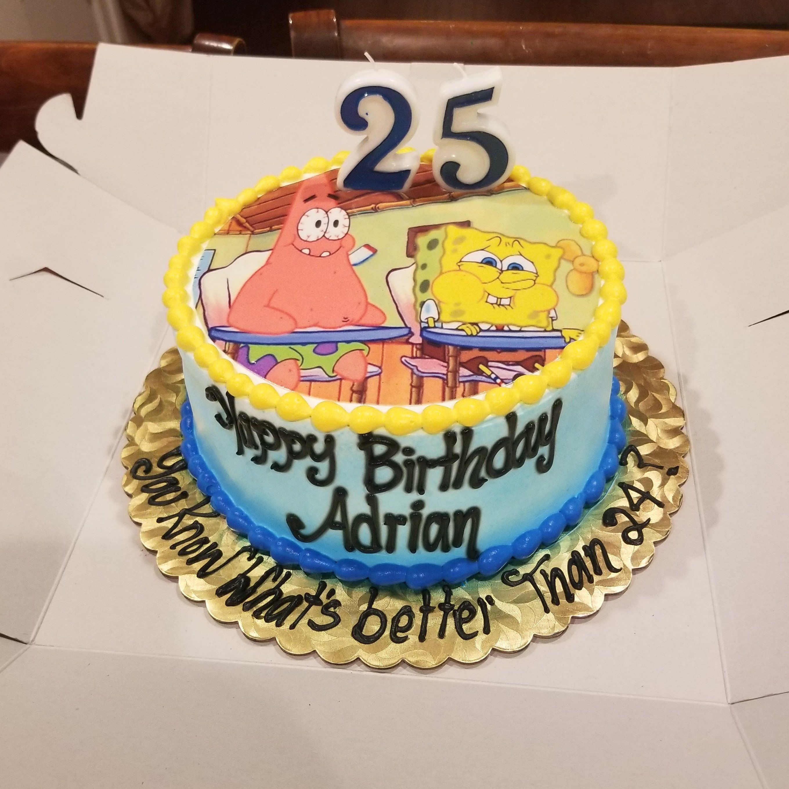 My birthday cake this year from my gf funny Cake