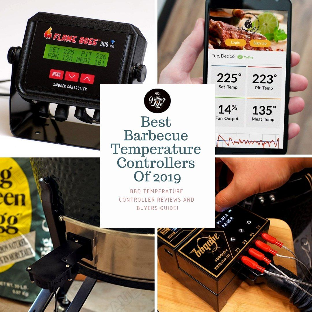 The Best Bbq Temperature Control Cooker Grill Smoker Digiq: The 10 Best Barbecue Temperature Controllers Of 2019