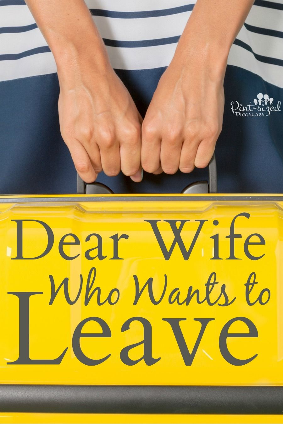 when to leave a marriage christian