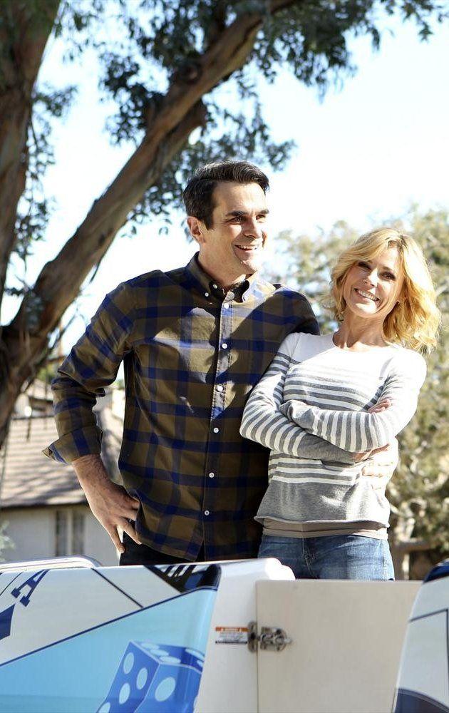 Modern Family Big Guns Tv Episode 2015 Modern Family Phil Modern Family Modern Family Season 6