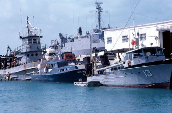 treasure salvage boats in Key West