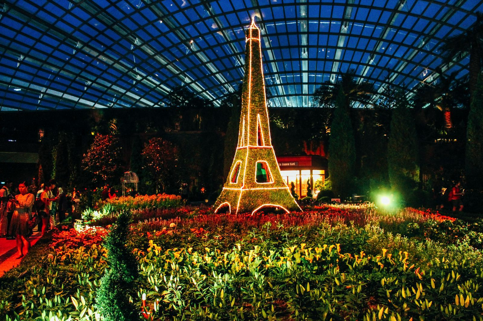Best Time To Go To Gardens By The Bay
