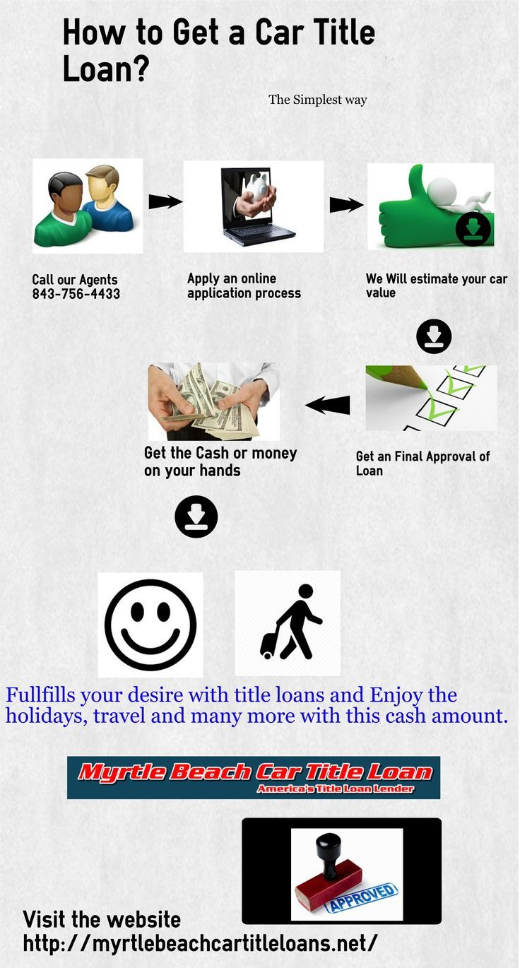 How To Get A Car Title Loans Car Title Loan How To Get