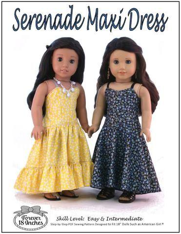 Serenade Maxi Dress 18\