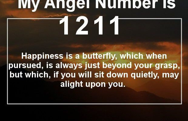 Discover The Truth About Angel Number 1211 And It S Meaning