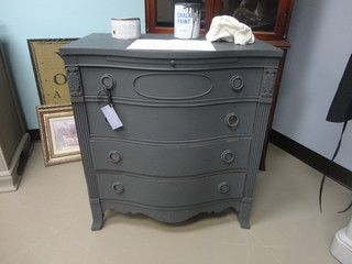 Annie Sloan Chalk Paint Furniture Pieces   Modern   Buffets And Sideboards    Dc Metro