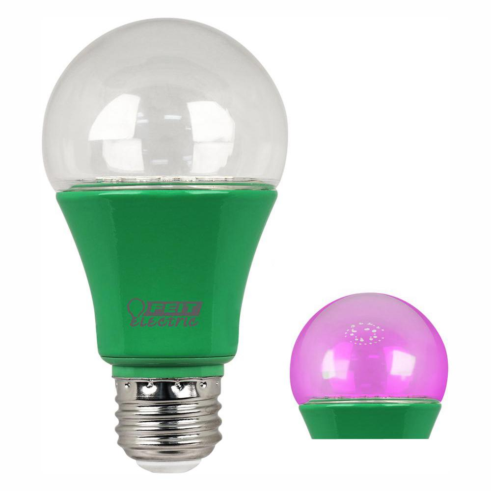 Feit Electric 60 Watt Equivalent A19 Medium E26 Base Non Dimmable Indoor And Outdoor Full Spectrum Led Plan Grow Lights For Plants Grow Light Bulbs Grow Lights