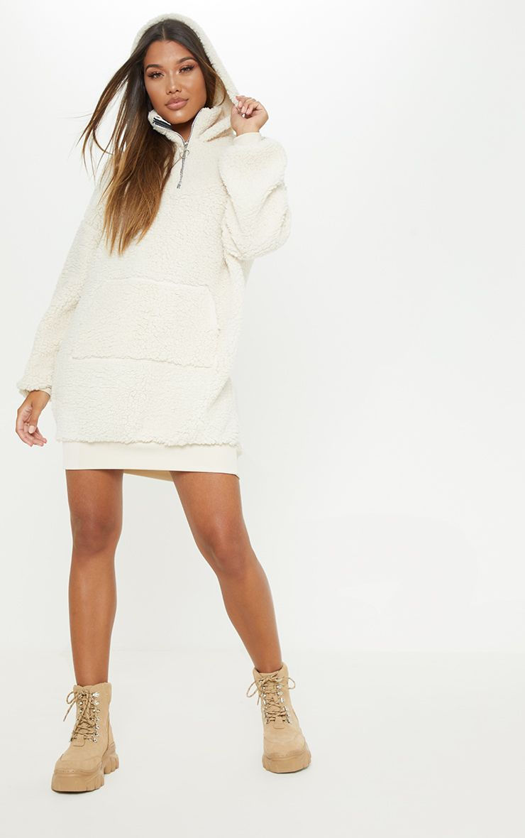 e07178b5faf Katalea Champagne Twist Front Silky Shirt Dress