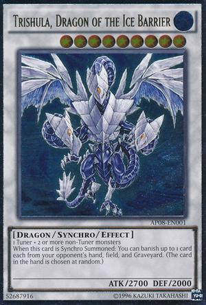 Carta da Semana #80: Trishula, Dragon of the Ice Barrier