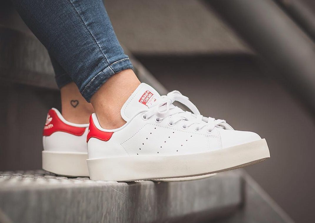 adidas stan smith dames bold