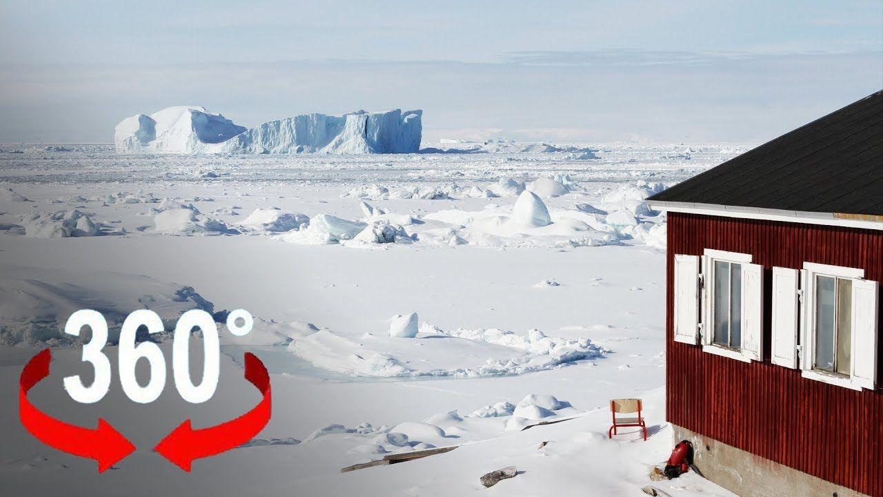 Gronland 2018 Eine 360 Reise Ins Ewige Eis Blick Der