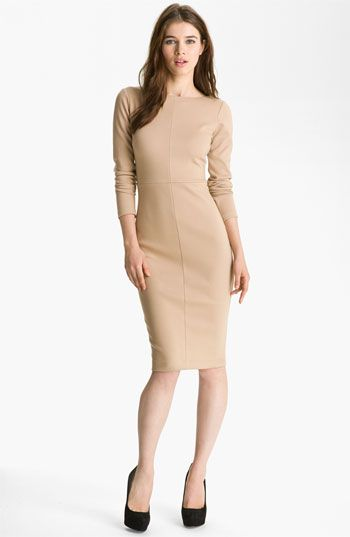 Robert Rodriguez Long Sleeve Pencil Dress available at #Nordstrom ...