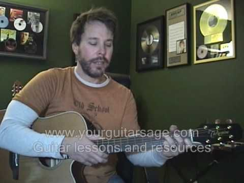 Second Guitar Lesson Posture Hand Techniques Don T Give Up
