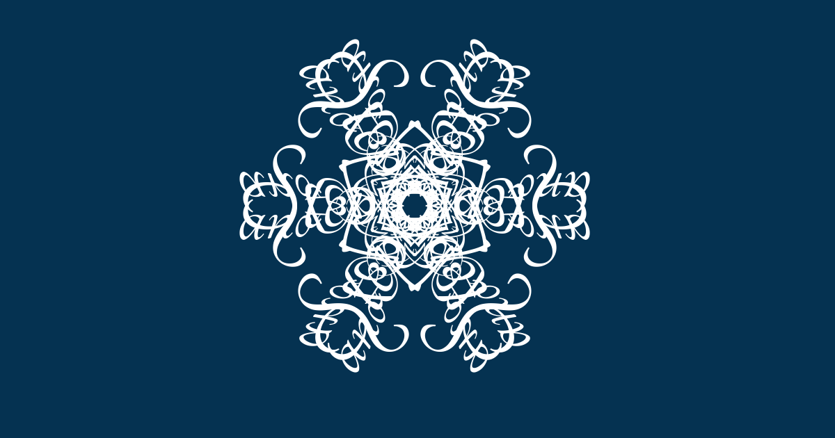 I've just created The snowflake of Stephano Piva.  Join the snowstorm here, and make your own. http://snowflake.thebookofeveryone.com/specials/make-your-snowflake/?p=bmFtZT1NZWxpc3NhK09sc2Vu&imageurl=http%3A%2F%2Fsnowflake.thebookofeveryone.com%2Fspecials%2Fmake-your-snowflake%2Fflakes%2FbmFtZT1NZWxpc3NhK09sc2Vu_600.png