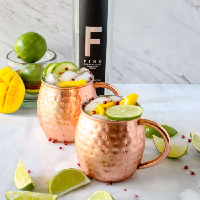Mexican Mango Moscow Mule