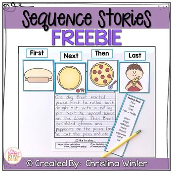 Sequence Writing Prompts Free My Students Are So Successful At Writing Using These Story Sequence Writing Sequence Writing Free Writing Prompts Writing Prompts