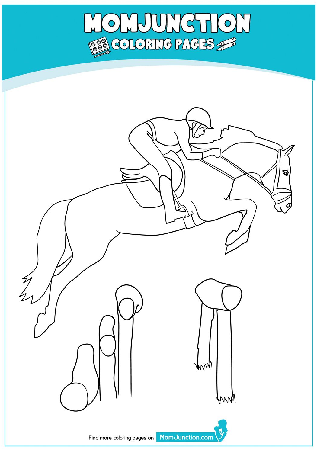 Irish Sport Horse 17 Coloring Pages Horse Coloring Pages Horse Coloring Books [ 1500 x 1050 Pixel ]