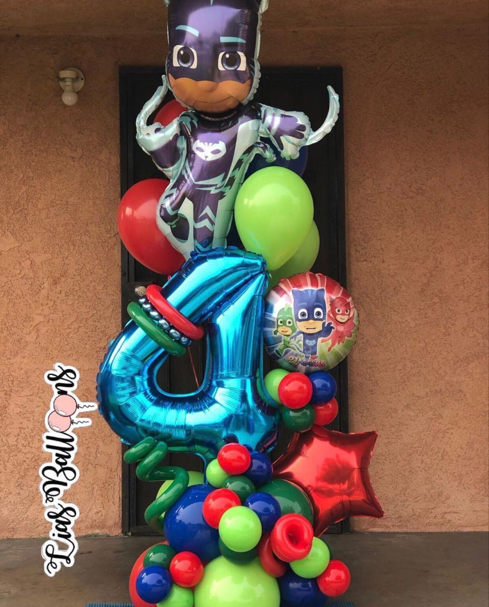 Pin On Balloon Bouquets