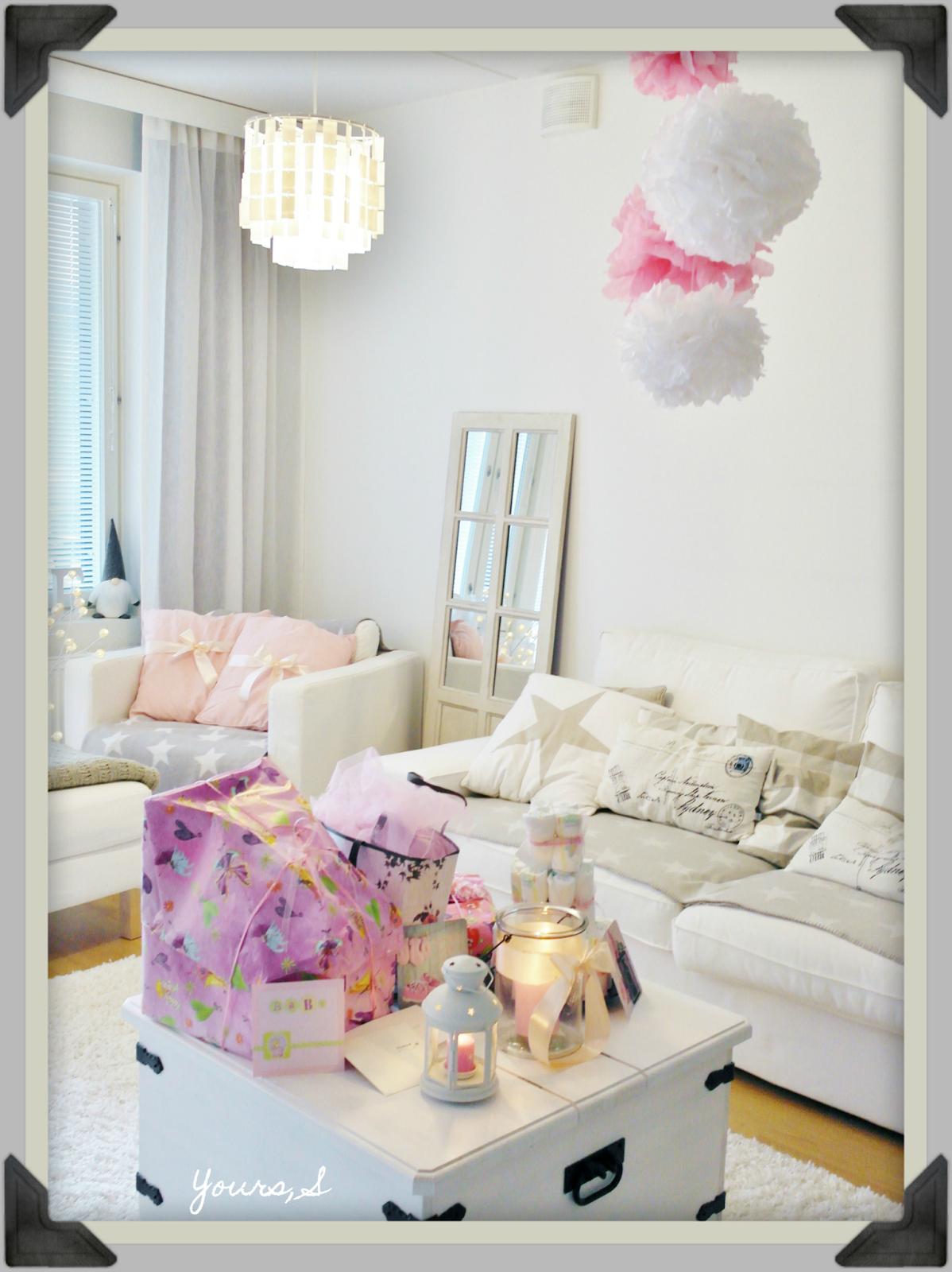 Baby Shower  yourssblogi.blogspot.fi