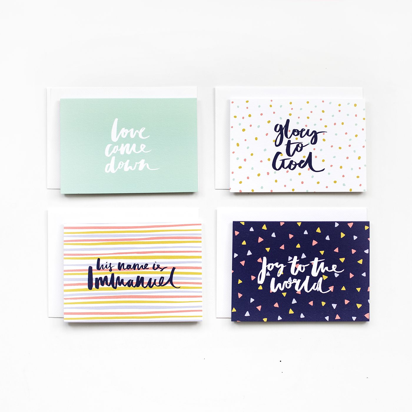 New Products & Event Dates Christian christmas cards