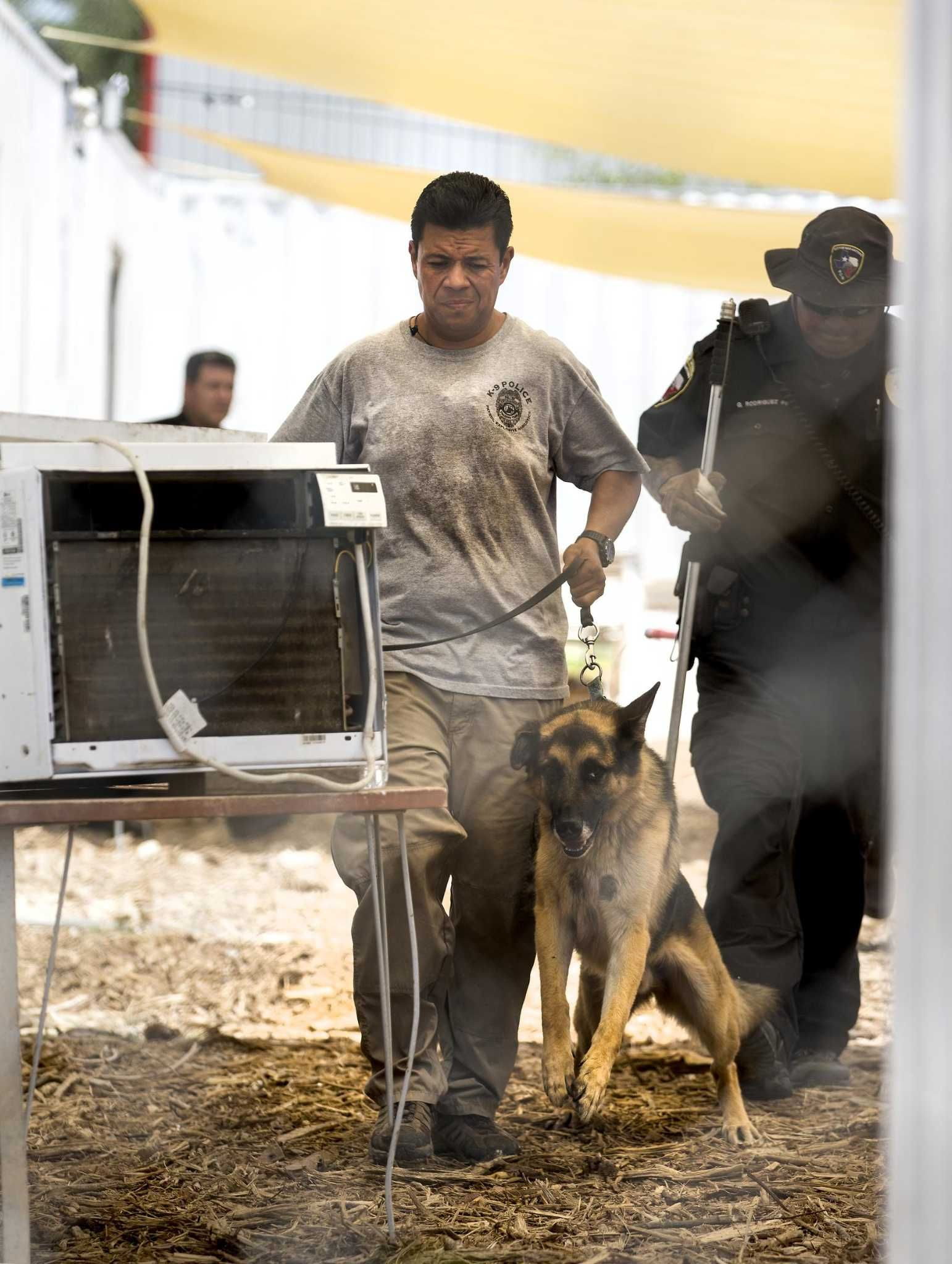 Texas Agency Says It Never Contributed To Universal K9 Sayings