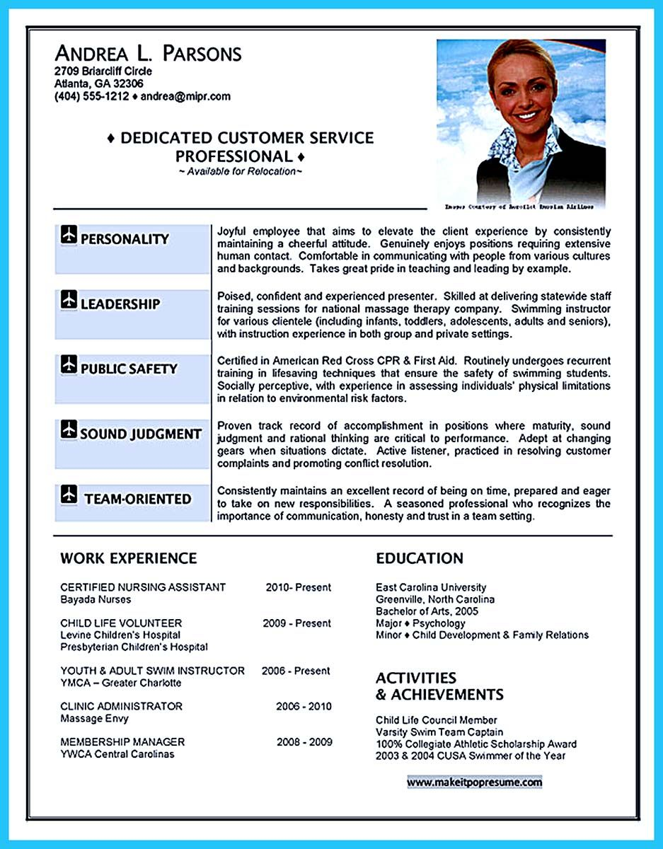 Pin on Resume Samples | Pinterest | Airline pilot and Job resume