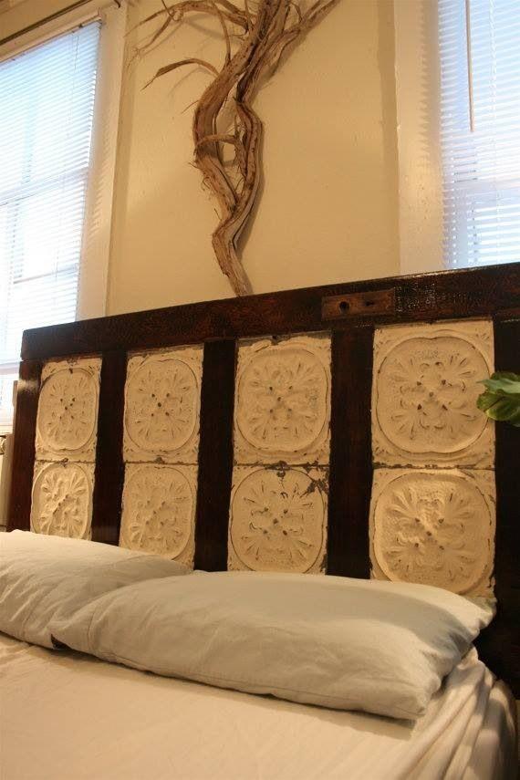 Rustikal, Kreativ, Antike Türen Kopfbretter, Selbstgemachte Kopfteile, Ideen  Kopfteil, Renoviert Kopfteil, Schlafzimmer Ideen, Tagesbett Ideen, ...