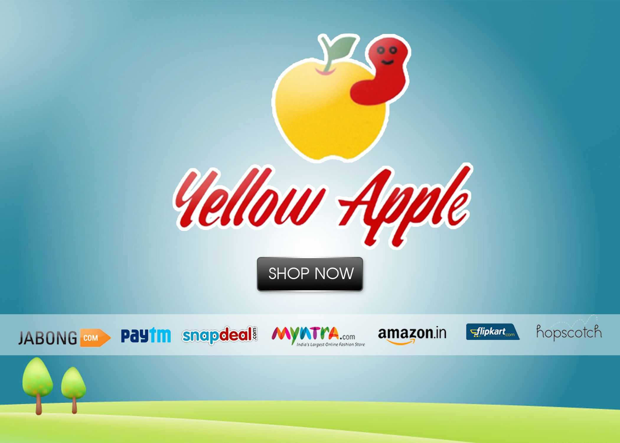 Shop this Winters for your kids wiht Yellow Apple