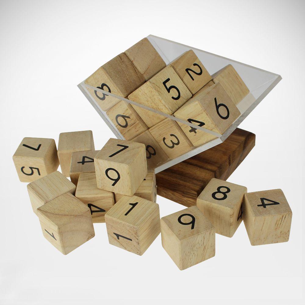 Wenn das normale Papier - Sudoku zu langweilig wird, kommt unser ...