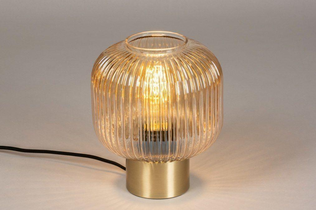 Tafellamp 13796 Modern Retro Eigentijds Klassiek Art Deco Tafellamp Art Deco Lampen Art Deco