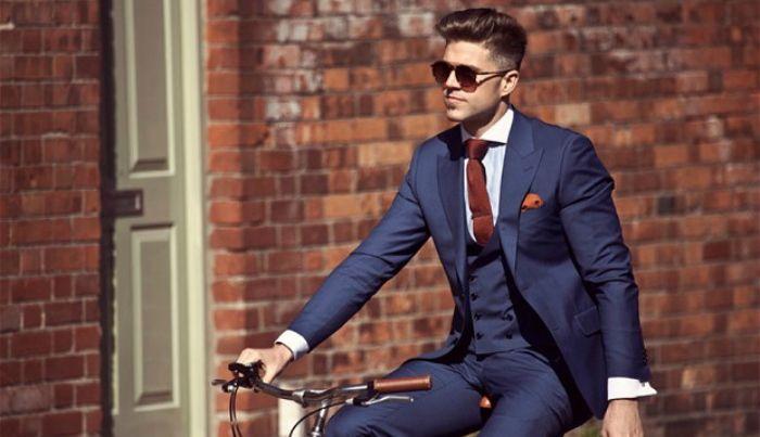 Navy Blue Suit Matching Pant
