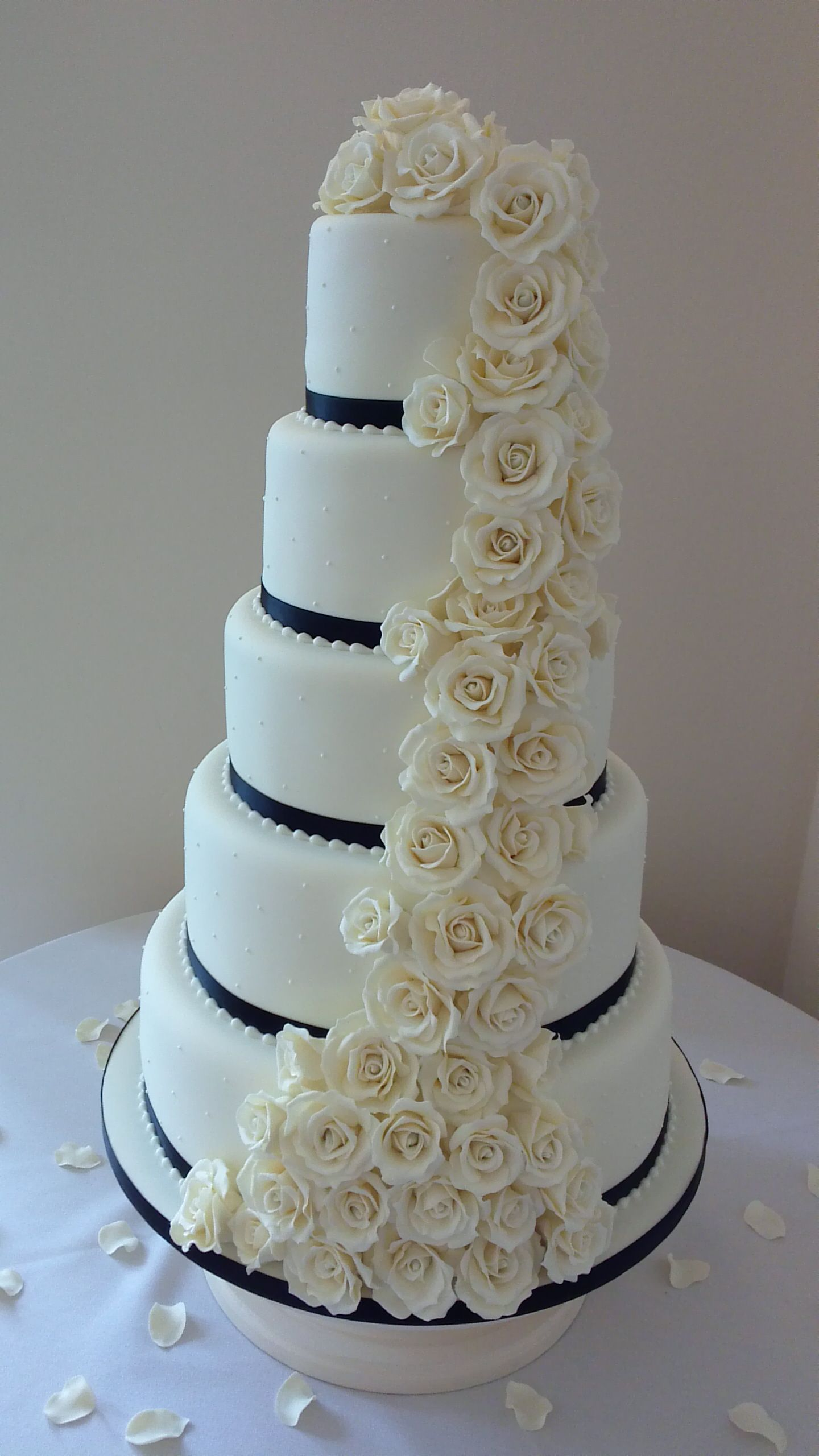 Another beautiful cake from sandra monger cake designs which