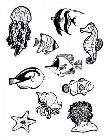 """ScrapMaster: Идейник """"Китомания или морские обитатели ..."""