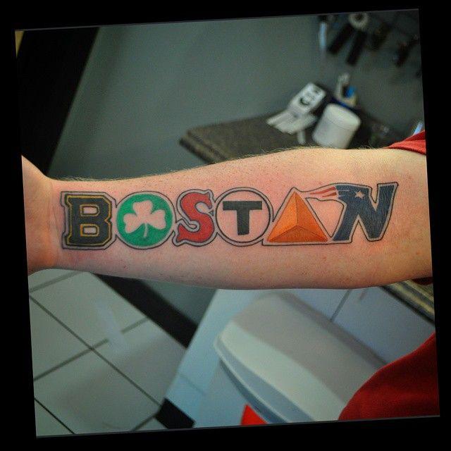 New England Tattoo | Sports <3 | Tattoos, Boston tattoo, England tattoo