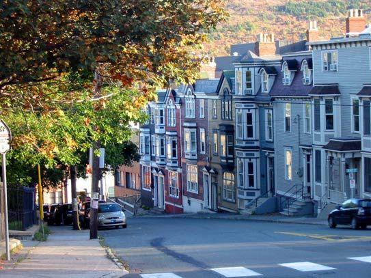 John/'s Newfoundland St Church Hill