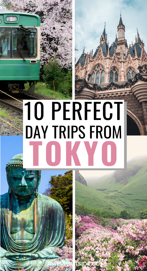 10 Perfect Day Trips From Tokyo, Japan