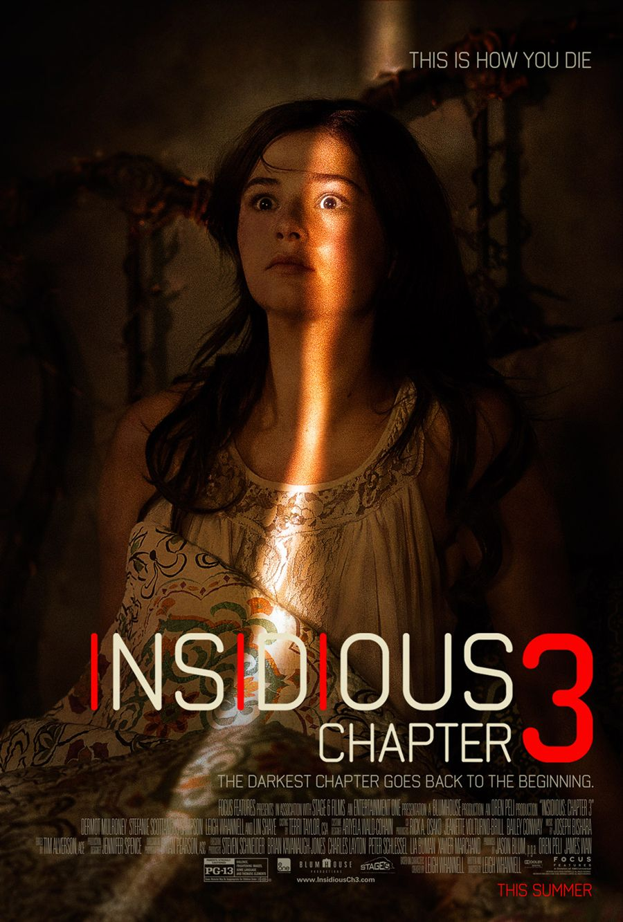 Insidious: Chapter 3 (2015) by Leigh Whannell