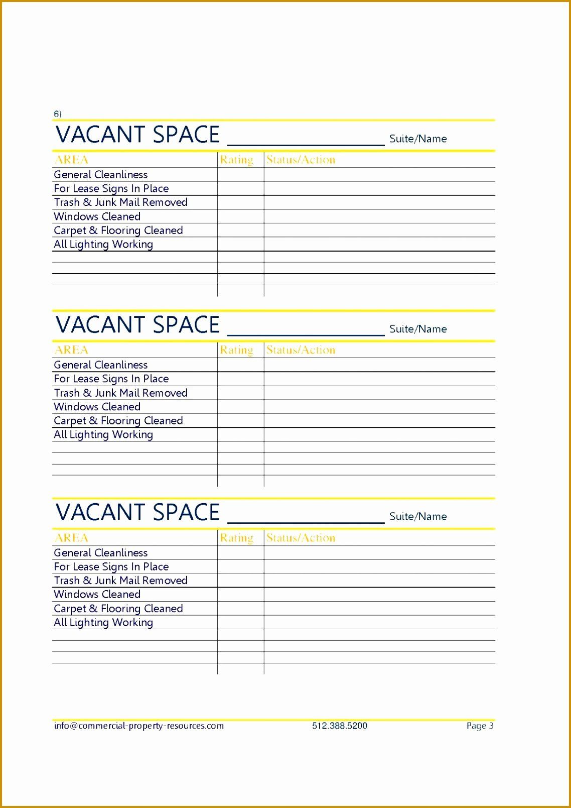 Commercial Property Inspection Checklist Fresh 7 Mercial