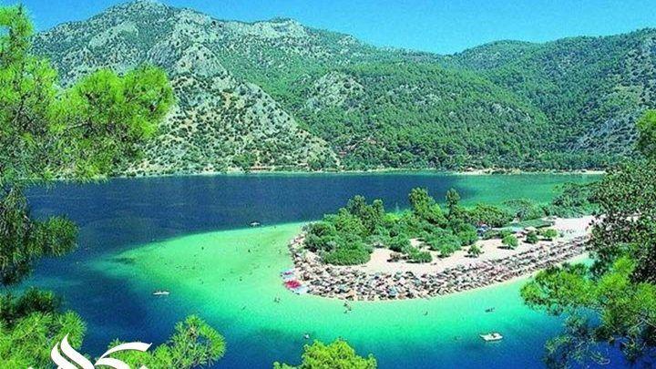 الاماكن السياحية في مدينة فتحية Fathiye Turkey Albanien Urlaub