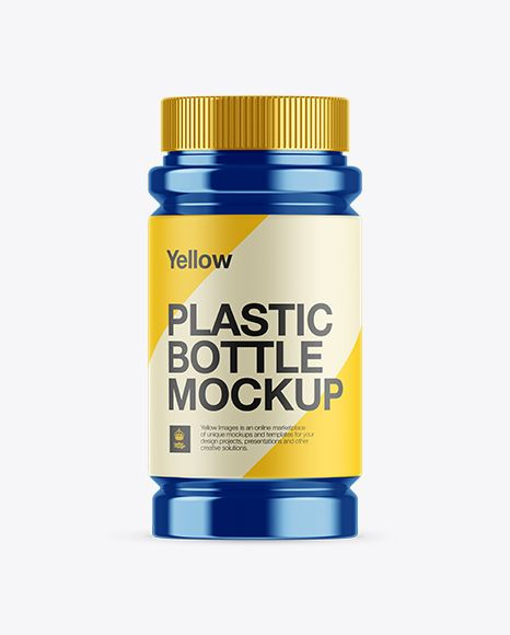 Download Glossy Metallic Pill Bottle Mockup In Bottle Mockups On Yellow Images Object Mockups Mockup Free Psd Bottle Mockup Mockup Psd PSD Mockup Templates