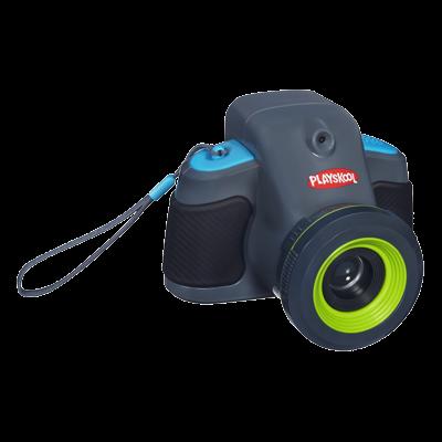 Playskool Showcam 2-in-1 Digital Camera and Projector (Boy). Permet de projeter les photos prises au mur !