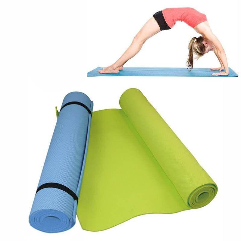 Eva Foam Yoga Mat Best Yoga Clothes Accessories Aoy Yoga Thick Yoga Mats Workout Pad Mat Exercises