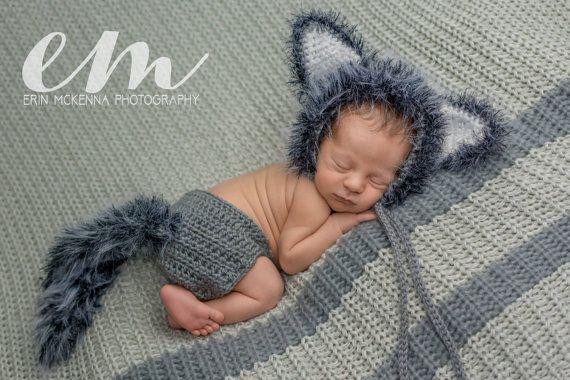 Baby Wolf Costume - Baby Halloween Costume - Woodland Baby Shower - Woodland Nursery - Baby Costume - Newborn Halloween Costume - Baby Wolf  sc 1 st  Pinterest & Baby Wolf Costume - Baby Halloween Costume - Woodland Baby Shower ...