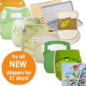 Try Cloth For 10 Changing Diapers Changing Minds Cloth Diaper Trial Program Baby Cloth Diaper Diaper Sample Packs Diaper Samples