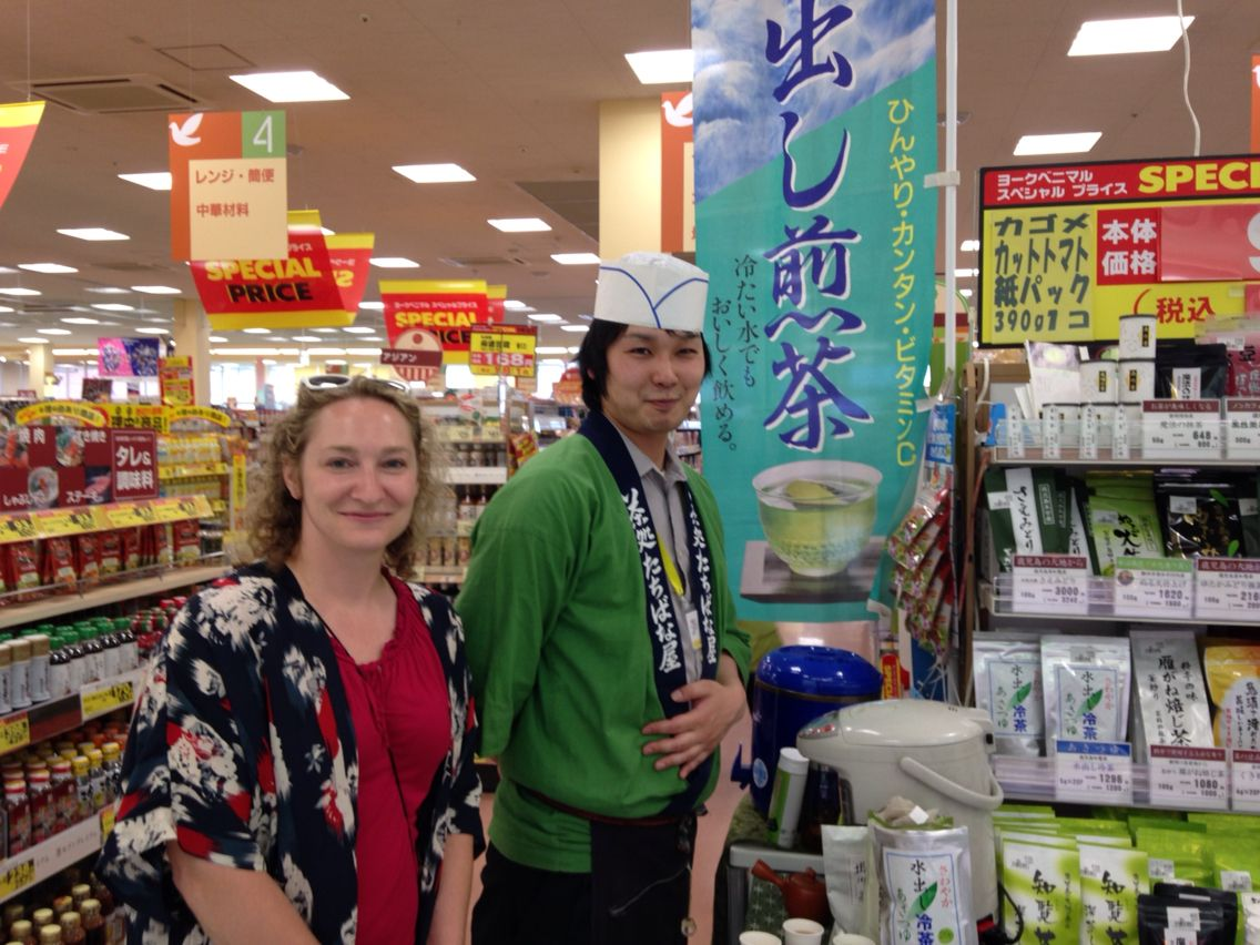 Explore the grocery stores, they a amazing and show the cuisine culture!