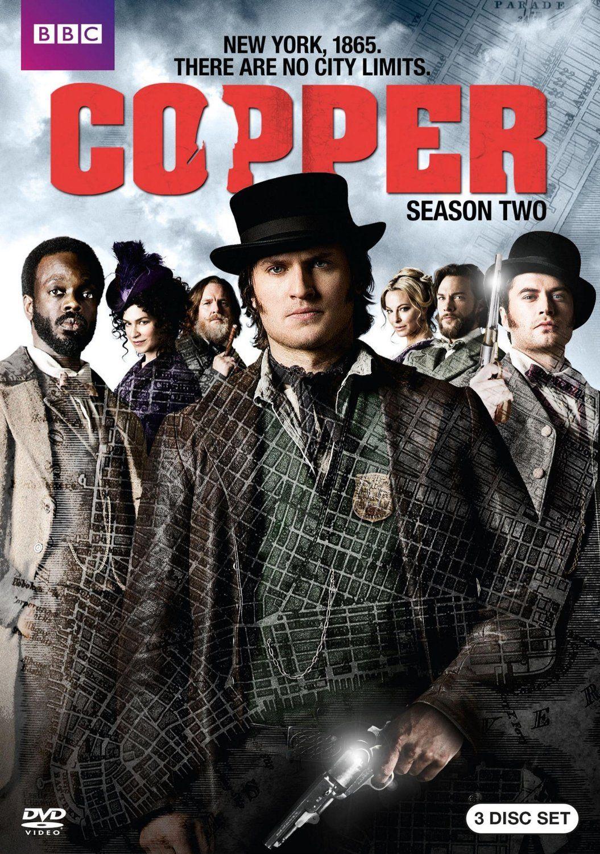 Copper 2012 S1 2 Cast Kyle Schmid Tom Weston Jones Kevin Ryan