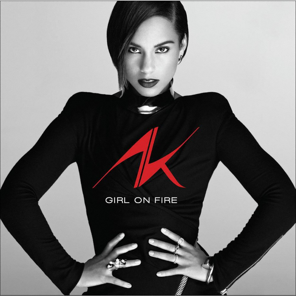 Alicia Keys Girl On Fire Vinyl Alicia Keys New Music Album