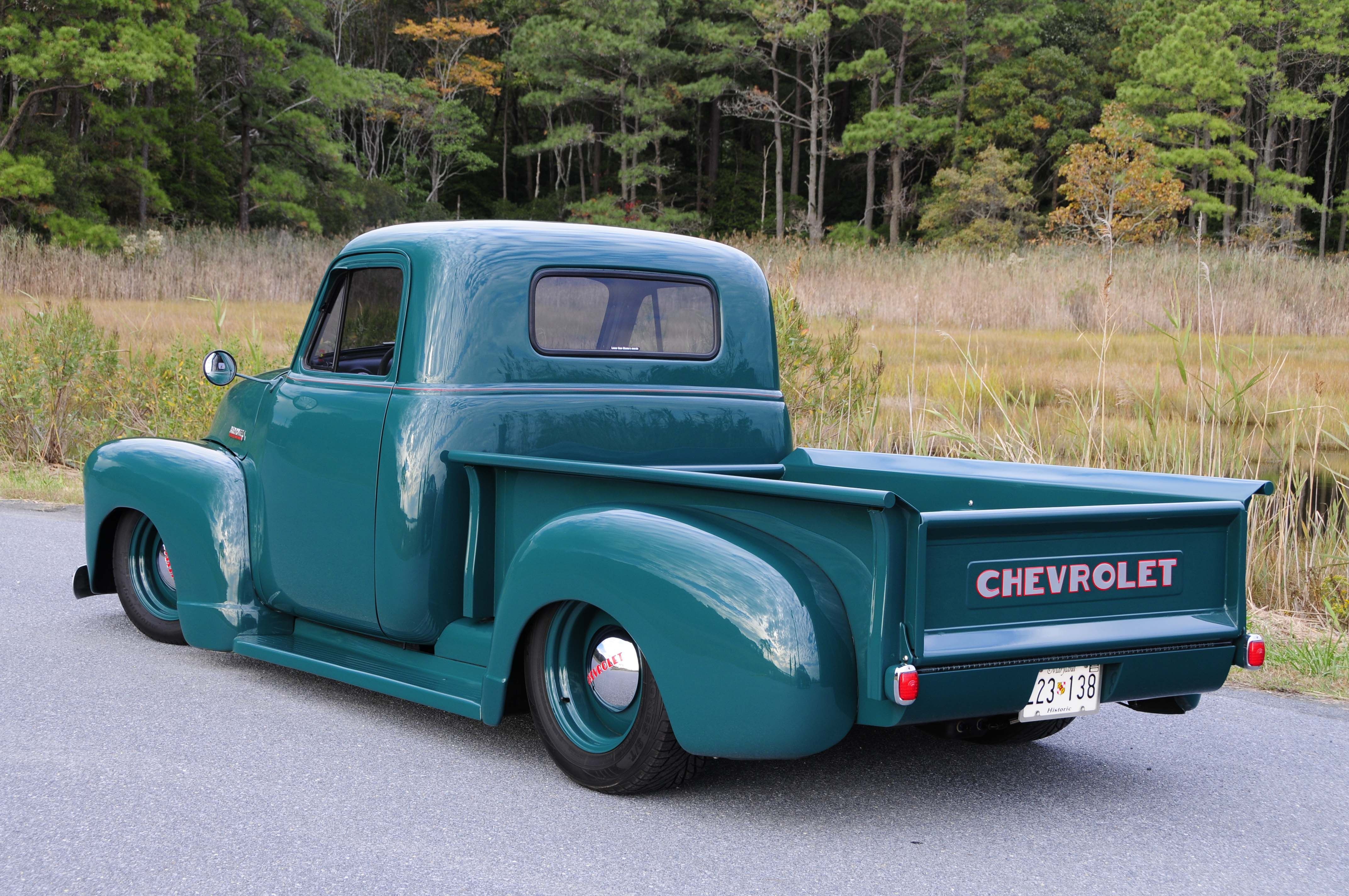 Al Ritter\'s Wicked Cool 1952 Chevy 3100 - Hot Rod Network ...